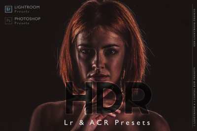 5 HDR Lr and ACR Presets