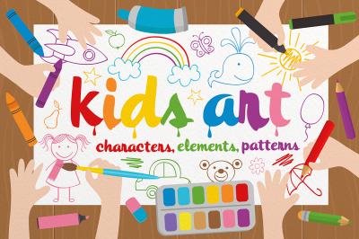 Artist kids
