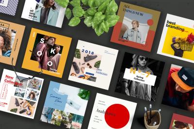 SOKA-Social Media Brand Pack