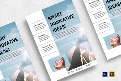 Minimalist Business Flyer-v04