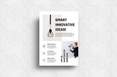 Minimalist Business Flyer-v05