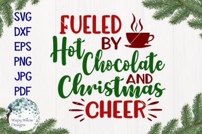 Fueled by Hot Chocolate and Christmas Cheer
