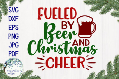 Fueled By Beer And Christmas Cheer