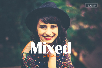 50+ Premium Mixed Collection Lightroom Presets