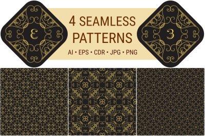 Ornamental Geometric Patterns