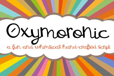 PN Oxymoronic