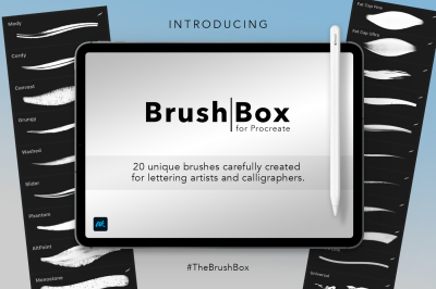 Brush Box for Procreate