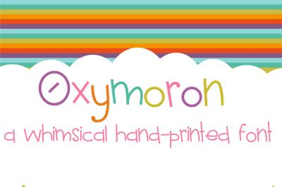 PN Oxymoron
