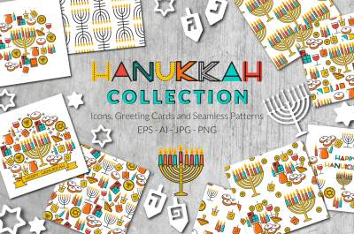 Hanukkah Collection