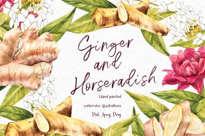 Ginger and Horseradish