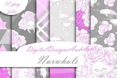 Narwhals digital paper