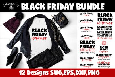 Black Friday SVG Bundle
