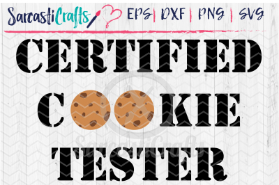 Certified Cookie Tester