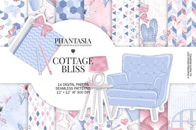 Pastel Fashion Digital Paper Pack