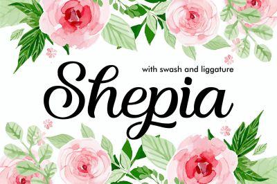 Shepia Beauty Script