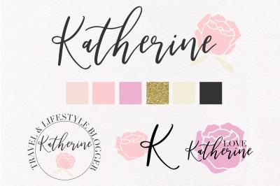 Katherine Branding Kit