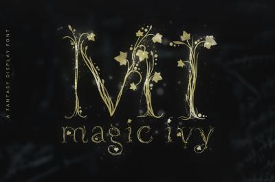Magic Ivy Font
