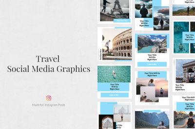 Travel Instagram Posts