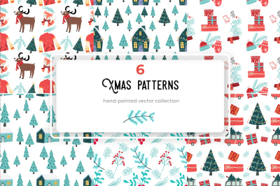 Cute Christmas Patterns Part 1