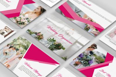 Wedding Organizer - PowerPoint
