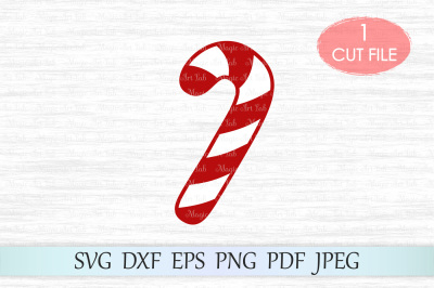Candy cane svg, Candy svg, Christmas candy svg, Holiday candy svg file