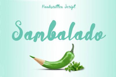 Sambalado Script