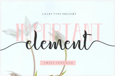 Important Element