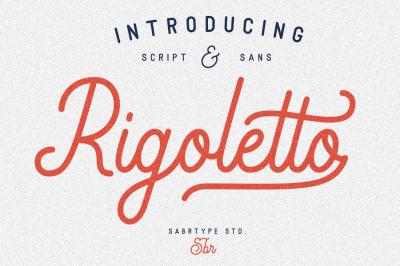 Rigoletto Script + 70 Alternates