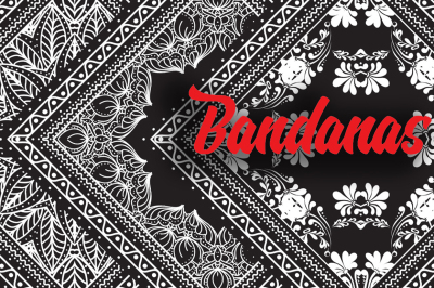 Bandanas Big Bundle