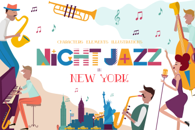 Night Jazz in New York