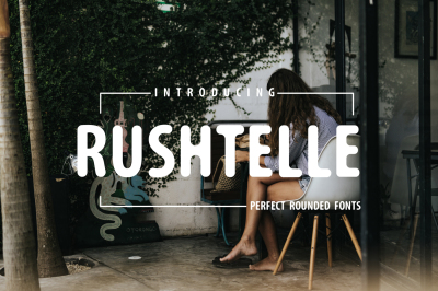 Rushtelle Perfect Rounded Fonts