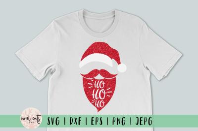 Ho ho ho - Christmas SVG EPS DXF PNG