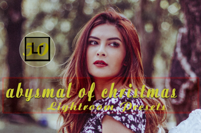 Abysmal of Christmas Lightroom Presets