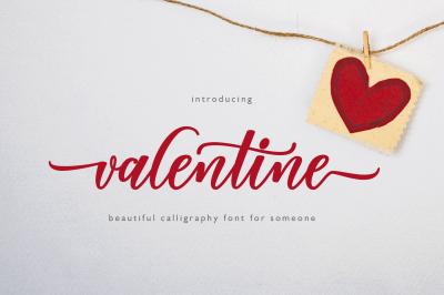 Valentine Script