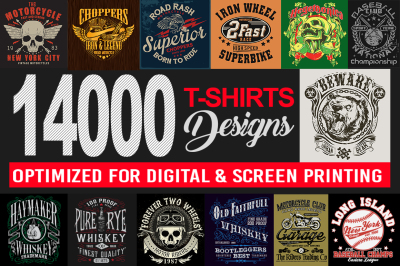 70% Off 14000 Tshirt Designs Master Collections