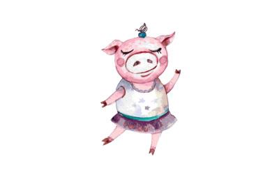 Piggy danser