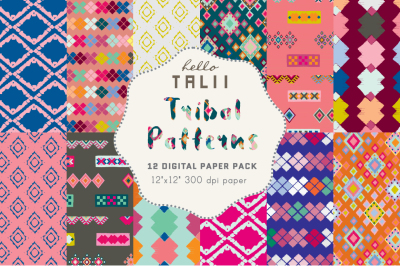 TRIBAL DIGITAL PAPER
