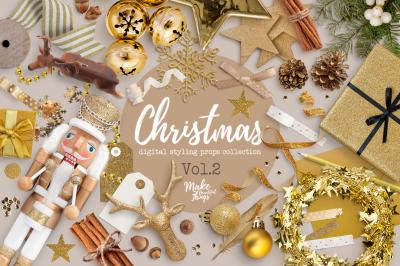 Christmas Scene Creator Vol. 2