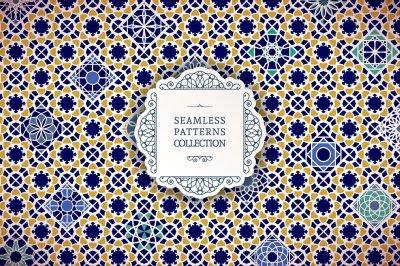 25 Seamless Patterns