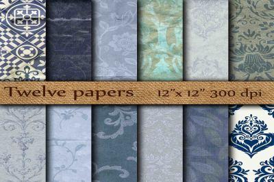 Wrinkled Digital Paper