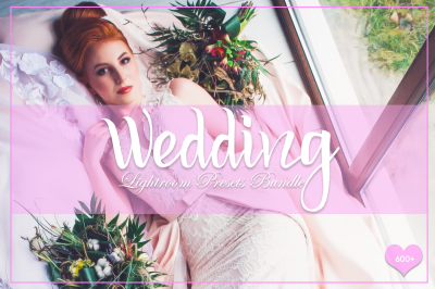 600+ Wedding Lightroom Presets Bundle
