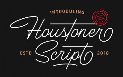 Houstoner Script + EXTRAS!