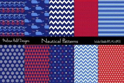 Nautical Patterns