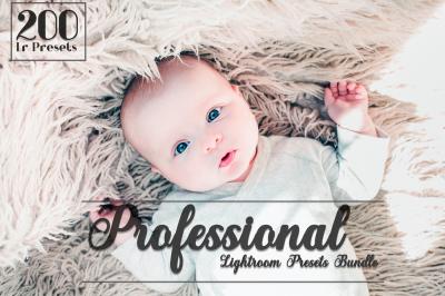 Professional Lightroom Presets Bundle