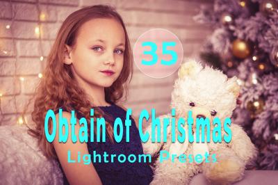Obtain of Christmas Lightroom Presets
