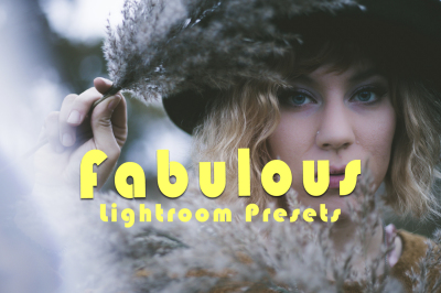 Fabulous Lightroom Presets (85 Lr and 55 ACR)