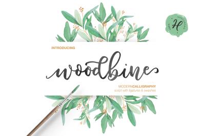 WOODBINE SCRIPT TRIO