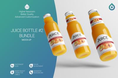 Juice Bottle Mock-Up 2