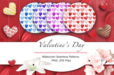 Valentine's Day Heart Patterns