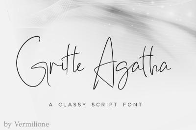 Gritte Agatha